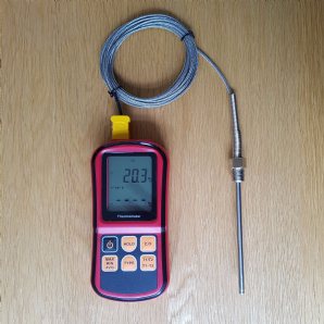 K type thermocouple and digital indicator set